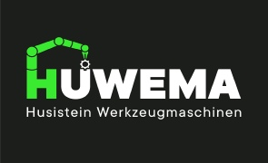Logo HUWEMA Husistein Werkzeugmaschinen GmbH