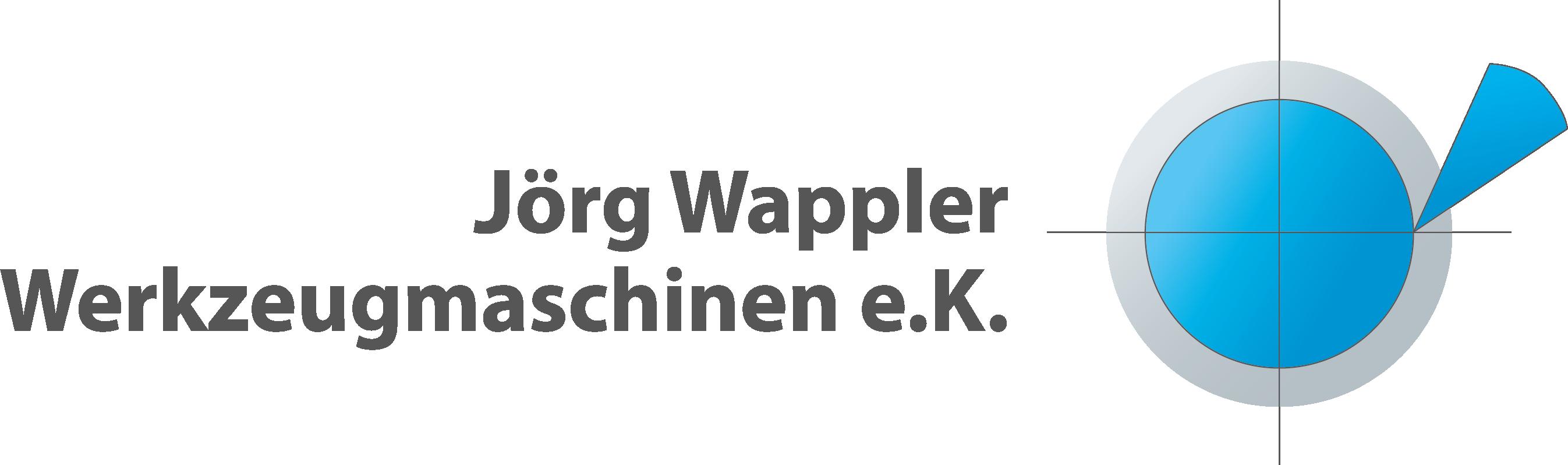 Logo Jörg Wappler Werkzeugmaschinen e.K.