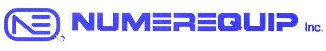 Logo Numerequip Inc.