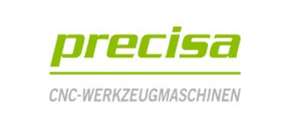 Logo Precisa CNC-Werkzeugmaschinen